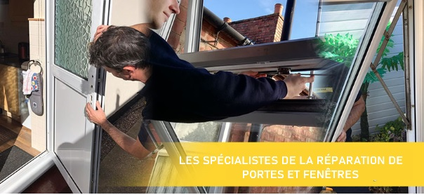 Dépannage fenêtre et réparation a CASTAGNIERS